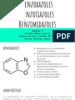 Benzoxazoles Benzotiazoles Bencimidazoles 3FM1