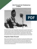 2 Contoh Pidato Persuasif Dan Penjelasannya Lengkap
