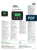 Dse4510 20 Mkii Data Sheet