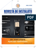 Revista de Instalatii, sanitare incalzire ventilare climatizare frig electrice gaze nr 03 din 2017