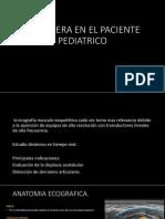 Us Cadera en El Paciente Pediatrico