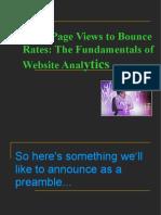 Web Analytics | Website Analytics | Online Marketing strategies | Sem | Seo  Tools  | Marketing campaigns  | Website stats |  Learning Catalyst