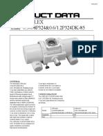 p324dk85 Pd534012 Rev(Shi̇madzu X-ray Tube)