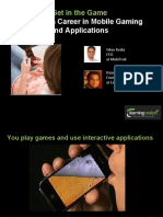 Webinar on career in Mobile Gaming and Application | Learning Catalyst
