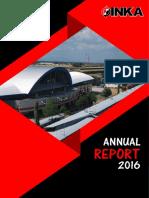 Annual Report Dan LK Audit 2016 PT INKA (Persero)