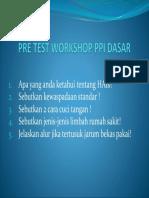 PRE TEST WORKSHOP PPI DASAR.pptx