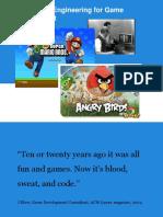 Games Se Presentation