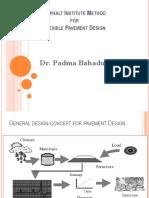 Asphalt Institute Method for Flexible Pavement Design.ppt