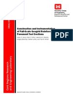 Construction and Instrumentation of Full-Scale Geogrid Reinforced Pavement Test Sections-DTIC_ADA480571