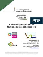 Atlas de Riesgos Municipio de Nicolas Romero Vigente (1)