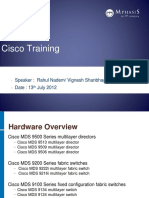Cisco Training by Rahul Nadem