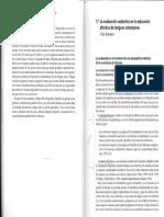 La Evaluación Auténtica en La Educación Afectiva de Las Lenguas Extranjeras