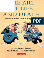 The Art of Life and Death by Hatsumi Masaaki