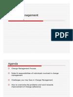 Change Process Training Ver 01