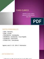 Caso Clinico Hilda