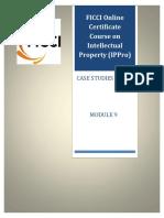 1533727959 Module 9 Course Material Ippro Case Studies