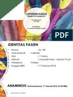 Lapkas - Dermatitis Venenata