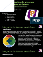 Integracion de Sistemas Mecatronicos