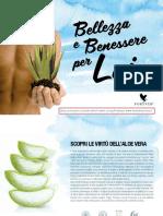 Brochure Uomo - bellezza e benessere per i maschi (italiano)