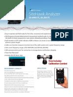 Best Cable and Antenna Analyzer - Site Hawk Analyzer
