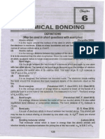Notes of Important Questions Answers of Fsc 11th Chemistry Chapter 6