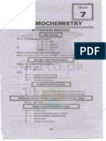 Notes of Important Questions Answers of Fsc 11th Chemistry Chapter 7