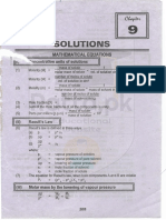 Notes of Important Questions Answers of Fsc 11th Chemistry Chapter 9
