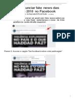 Como Combater Fake News