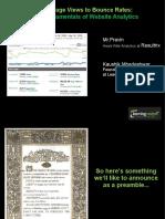 Website Analytics| Learning Catalyst