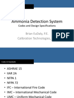 Refrigerant Detection Systems and Technologies Update