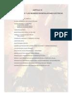 Capítulo 18. La Electricidad y Los Incendios en Instalaciones Eléctricas-1
