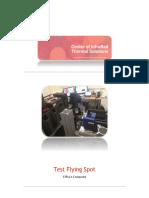 test flying spot