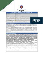 Christian Albarran Informe de Proceso Psicologo Educacion Diferencial PIE