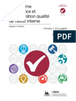 2016 CBOK IA Quality Assurance and Improvement French