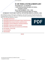 Venture Capital in India_SEBI Foreign VC Investor Regs_2000
