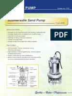 Brosur Sand Pump