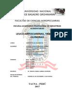 LEUCOANTOCIANINAS QUINONAS