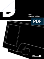 D80 Manual
