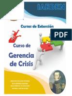 IAEDEN CURSOS DE EXTENSIÓN
