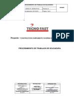 940052 TF SSOMA PR 024 Trabajos de Soldadura