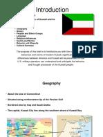 kuwait country orientation-culture  brief-june 2018
