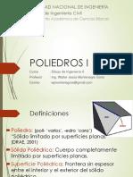 05 Poliedros I