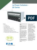 Eaton APS6-600 Series