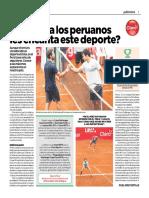 Por Que a Los Peruanos Les Encanta Este Deporte