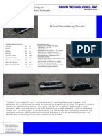 Brock Technologies UAV Pneumatic Catapult Brochure