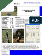 Brock Technologies Antenna Pointing System V2 Brochure
