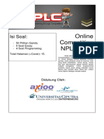 Soal NPLC Online Competition 2013