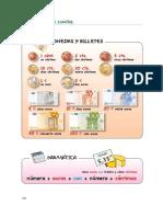 Ficha Billetes y Dinero