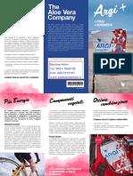 Informazioni sull'integratore ARGI+ della Forever Living Products (italiano)