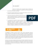 Qué Es El Desarrollo Sostenible Informacion